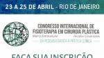 CONGRESSO INTERNACIONAL DE FISIOTERAPIA EM CIRURGIA PLÁSTICA